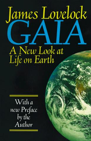 Cover of Gaia: a new look at life on earth