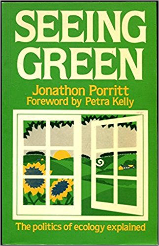 Cover of Seeing Green
