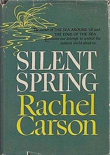 Cover of Silent Spring