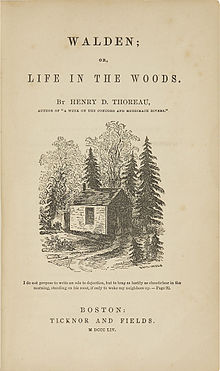Cover of Walden